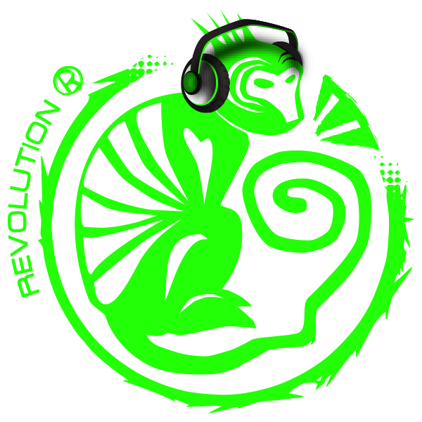 Logo Revo Energy Drink